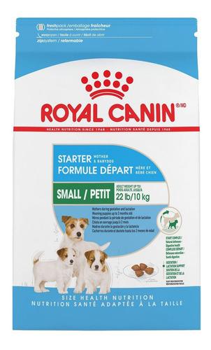 Alimento Royal Canin Size Health Nutrition Starter Mother & Babydog Para Perro De Raza Pequeña Sabor Mix En Bolsa De 907g