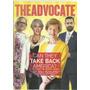 The Advocate: Kyrsten Sinema / Chaz Bono / Cynthia Nixon