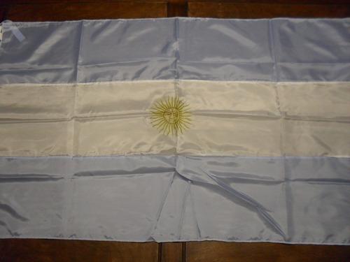 Bandera Argentina 145 X 85 Cms - Nueva