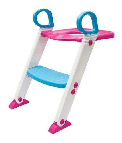 Assento Infantil Redutor Escada Vaso Sanitário Troninho Bebê