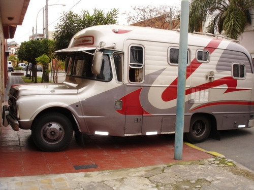 Chevrolet C-30  Motorhome