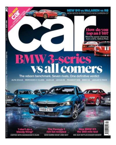 Revista Car Em Inglês