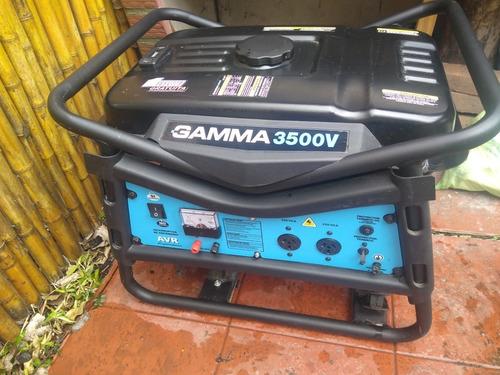 Grupo Electrógeno Gamma 3500