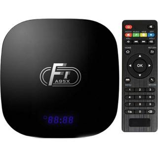 Conversor Smart Tv Box A95x F1 Android 8.1 2gb Ram 16gb Rom