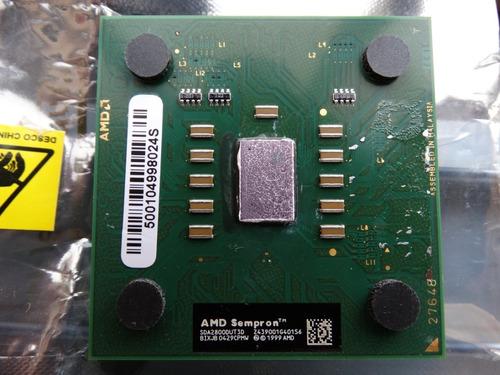 Processador Socket 462 Amd Sempron 2800+