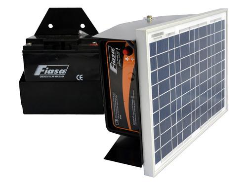 Boyero/electrificador Solar Alambr Bat/incl Se400 218400500