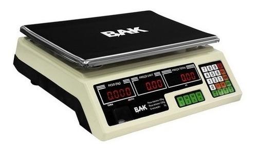 Balança Eletrônica Digital 40kg / Alta Precisão Recarregável