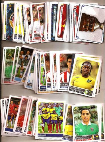 Figurinhas Copa América 2015 - Tenho Todas.