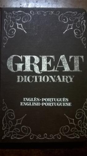 Dicionário: Great Dictionary - Inglês/português Original
