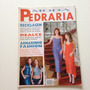 Revista Moda Pedraria Miçangas Canutilhos Lantejoulas A84
