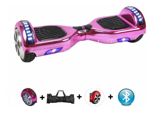 Hoverboard Skate Elétrico  Bluetooth  Lindo Top.