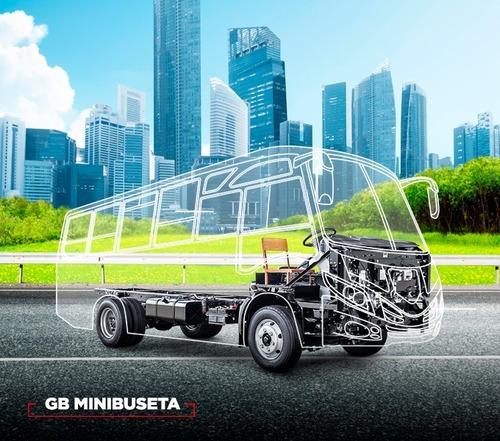 Hino Gb Minibuseta Micro