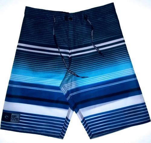 Kitc C/5 Bermudas Shorts Tactel Masculinas +