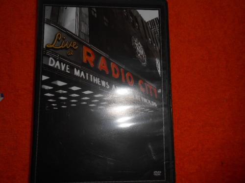 Dave Mathews And Tim Reynolds Live At Radio City Dvd Duplo Original