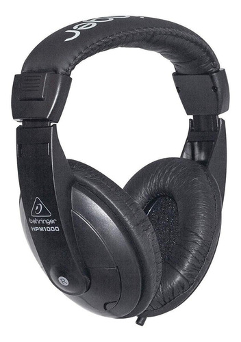 Audífonos Behringer Hpm1000 Black