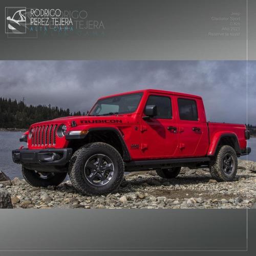 Jeep Gladiator Rubicon 4x4 Full 3.6 2022 0km - Alta Gama