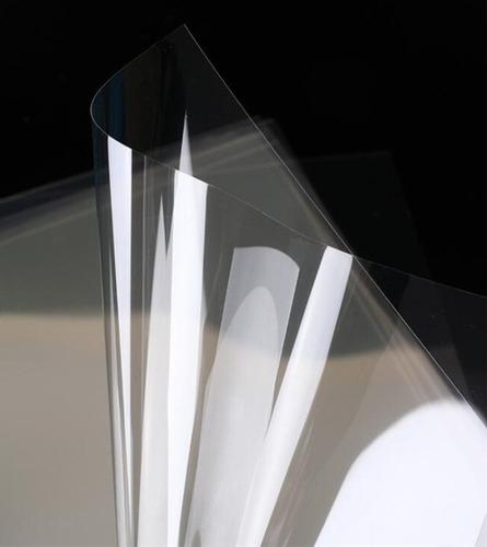 Placa Pet Transparente Cristal  2x1 Mt X 0.5mm