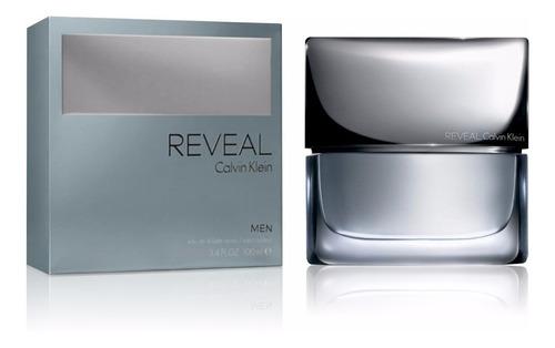 Perfume De Hombre Calvin Klein Reveal 100 Ml Original Nuevo