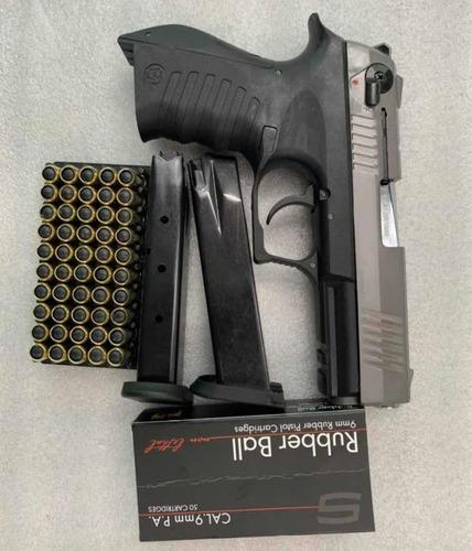 Arma Traumática Blow 9mm Pistola