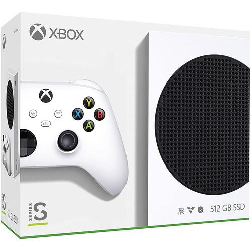 Novo Xbox Series S 512gb Ssd C\ 1 Controle - Receba Hoje Sp