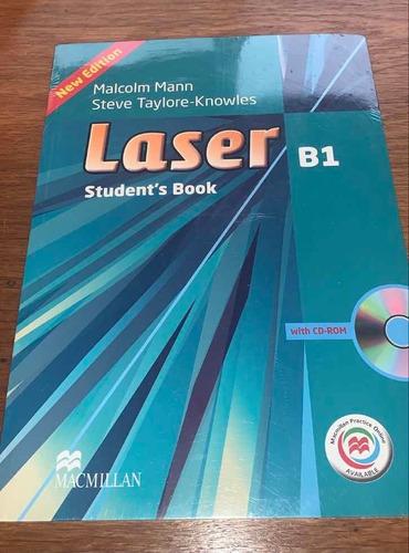 Láser B1 Student Book