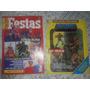 Lote 2 Revistas He man Anos 80