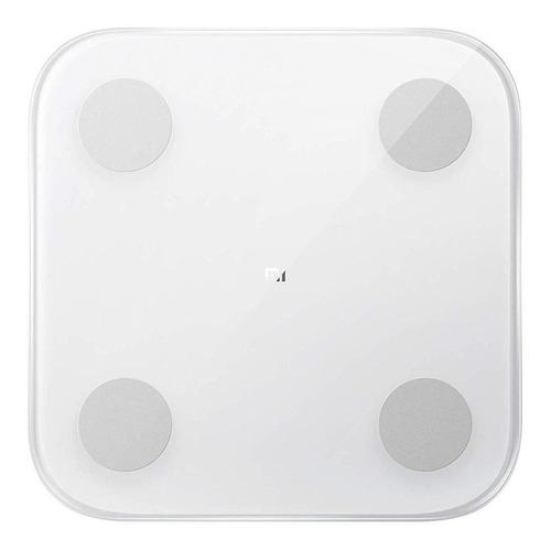 Báscula Xiaomi Mi Body Composition Scale 2 Blanca, Hasta 150 Kg