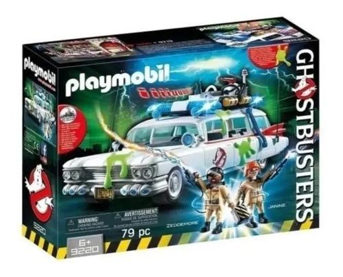 Playmobil 9220 - Ghostbusters Ecto 1 - Auto Cazafantasmas -