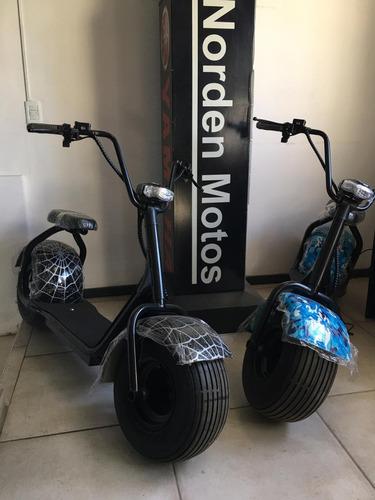 Scooter Citycoco 1000w Potencia  18 Pagos C/tarjeta