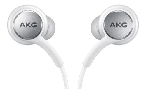 Auriculares In-ear Samsung Tuned By Akg White