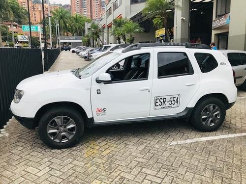 Renault Duster 4x4 2020 Servicio Publico A Gas
