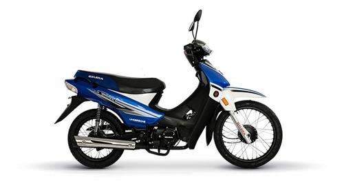 Gilera Smash 110 Automatica 0 Km Ruggeri Motos