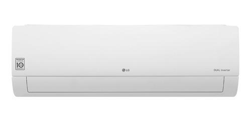 Ar Condicionado LG Dual Inverter Split Frio 12000 Btu Branco 127v S4-q12ja3wf