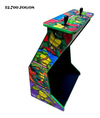 Bancada Arcade Retrobox Fliperama
