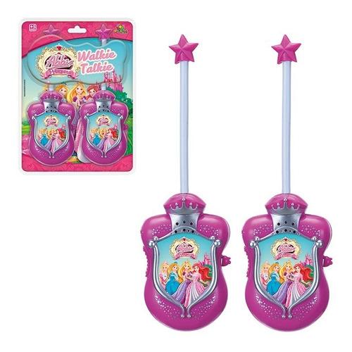 Radio Walkie Talkie Comunicador Brinquedo Infantil  Bombeiro