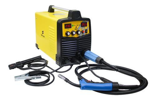 Máquina Inversora Solda Mig / Tig / Eletrodo 230a - 220v