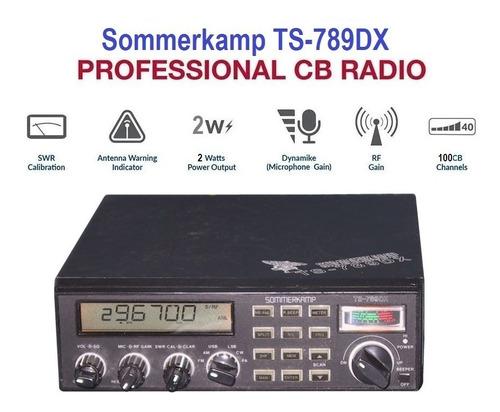 Radio Transmisor Cb