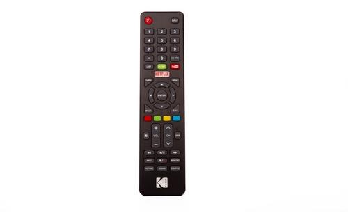 Control Remoto  Kodaksmart Tv