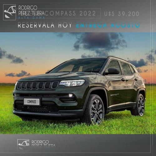 Jeep New Compass Disponibles 4 Versiones 2022 0km - Altagama