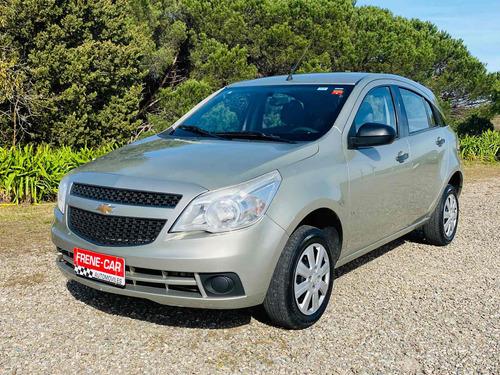 Chevrolet Agile 1.4 Ls Aa+da+mp3 2011