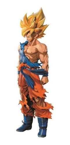 Figure - Goku Super Sayajin - Super Master Stars Piece