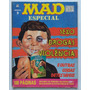 Revista Mad In Brazil Especial N°9 Mar/1991 Sexo Drogas