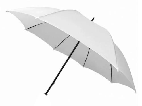 Guarda Chuva Branco Para Personalizar Kit 30 Peças