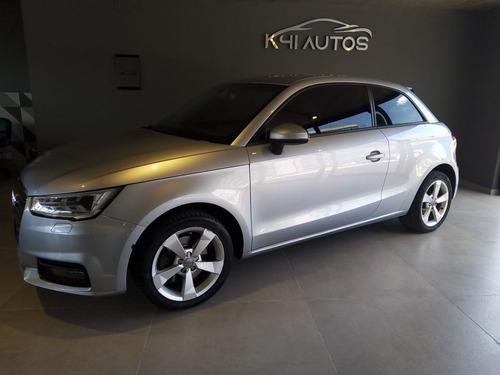 Audi A1 1.4 Fsi Stronic 2016 Usado Anticipo Y Cuotas