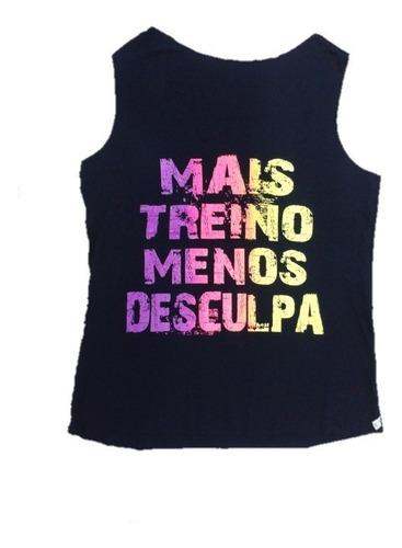 5 Camisas Regatas Femininas Treino Academia Estampadas