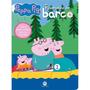 Livro Quebra cabeça Peppa Pig Passeando De Barco
