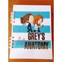 Agenda Greys Anatomy