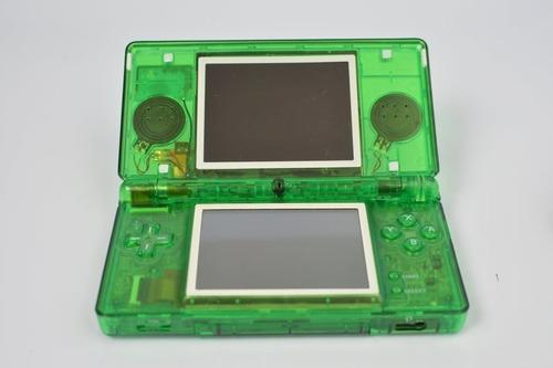 Nintendo Ds Lite Verde Transparente (recondicionado)