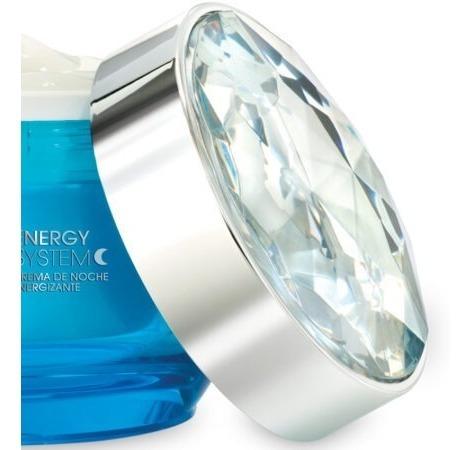 Crema De Noche Energizante Revitalizante  Zermat Skin - Ecart