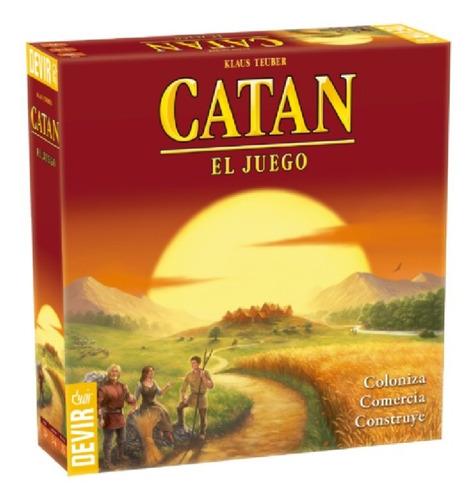 Catan Juego De Mesa 5ta Edición +  Envio Gratis!